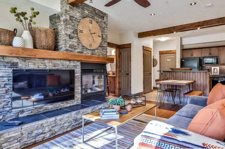 Luxury Retreat in Radium - Two Bedroom Condo