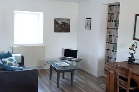 appartement indépendant, au calme.