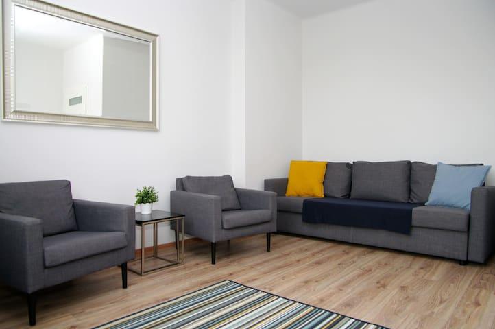 Charming Apartment 'Fryderyk'