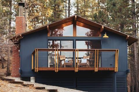 Rancho Pines I Spruce,  Skiing + Hiking + Hot Tub