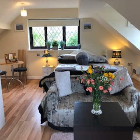 Willow Annexe in heart of the Forest of Dean