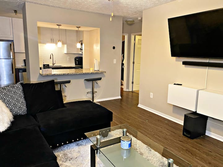 Cozy Apartment near Atlanta Braves Stadium & Mall
