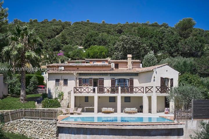 Villa Olea - Villa pour 11 pers, piscine privée