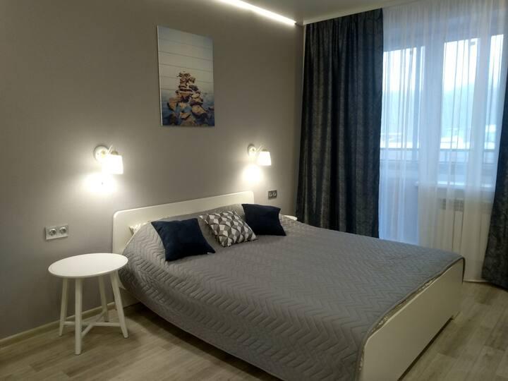 Новая уютная квартира рядом с Технопарком