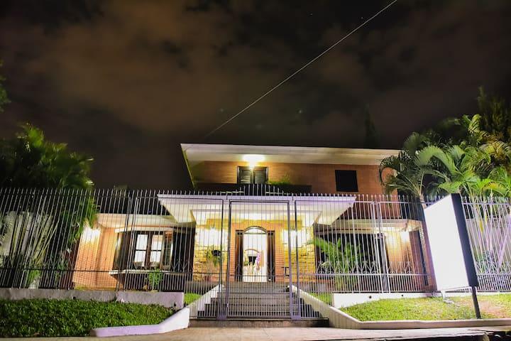 Habitación Single, Palmera Hostel CDE