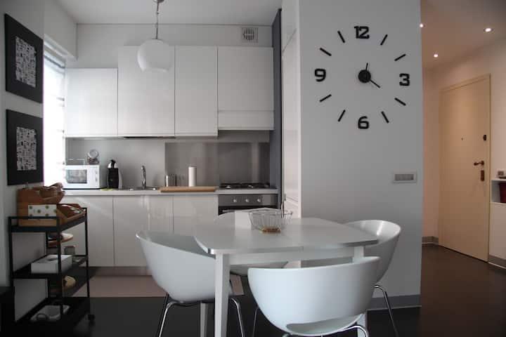 Civico6, appartamento in centro città.