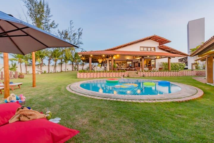 Villa Manoah Cumbuco - exclusividade para você!