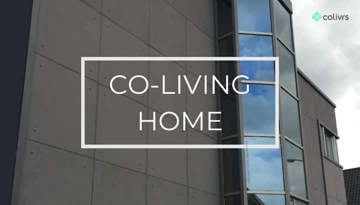 #1 CO-LIVING IN LUXEMBOURG - EXPAT INTRO OFFER 1