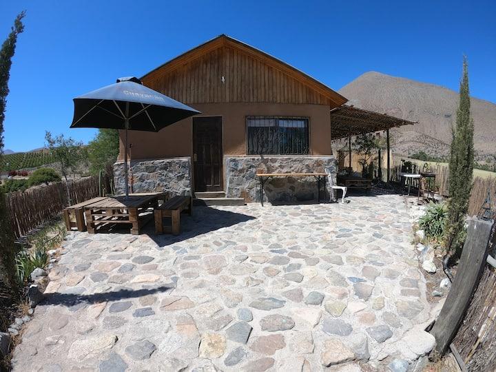 Cabaña Mamalluca adventure