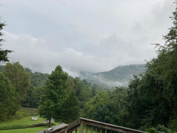 Quiet country retreat