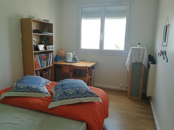 Chambre Confort Privée
