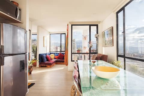 Spectacular Penthouse LA PERGOLA in La Candelaria!
