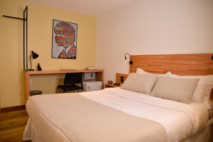 Suite Deluxe con excelente ubicación