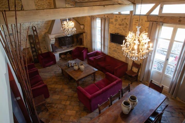 Gîte Murano, Domaine La Fourcade