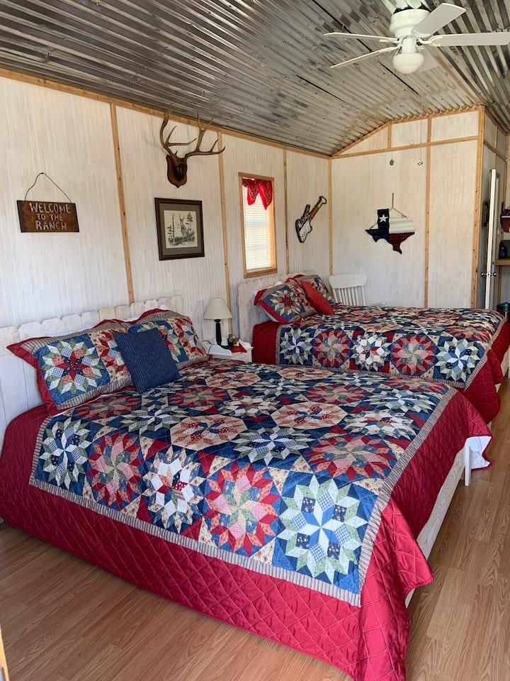 Texas Cabin @ El Zocalo