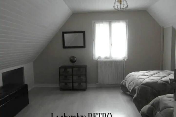 La Chambre RETRO