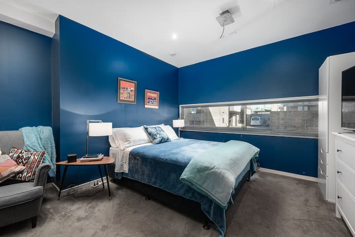 The Big Blue Room in Richmond