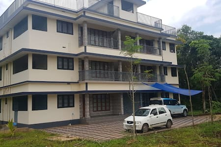 Bekal Krishnadas apartments.