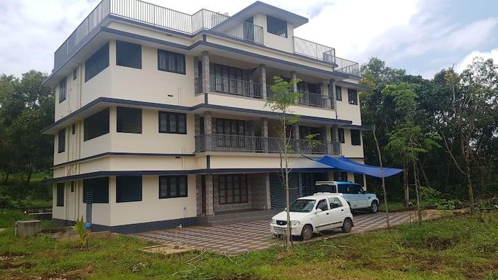 Bekal Krishnadas apartments.