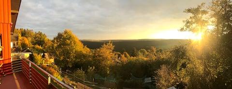 Black Forest com vista