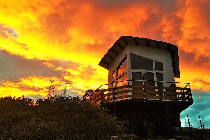 Tiny House - Refugio Stambecco - Lago Sochagota