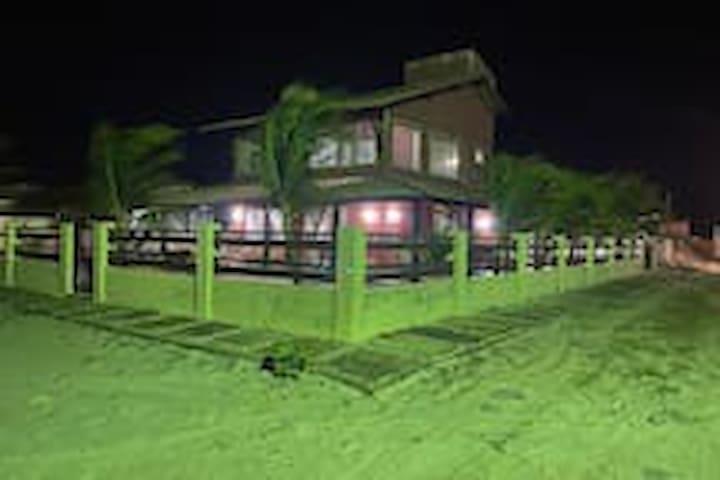 Casa de praia litoral do Piauí (Peito de Moça).