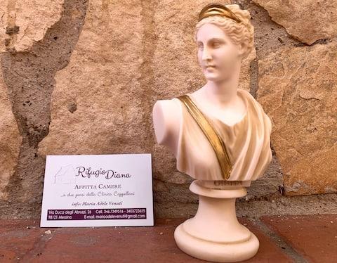 """""""Rifugio Diana"""", near the Chaplains clinic"""