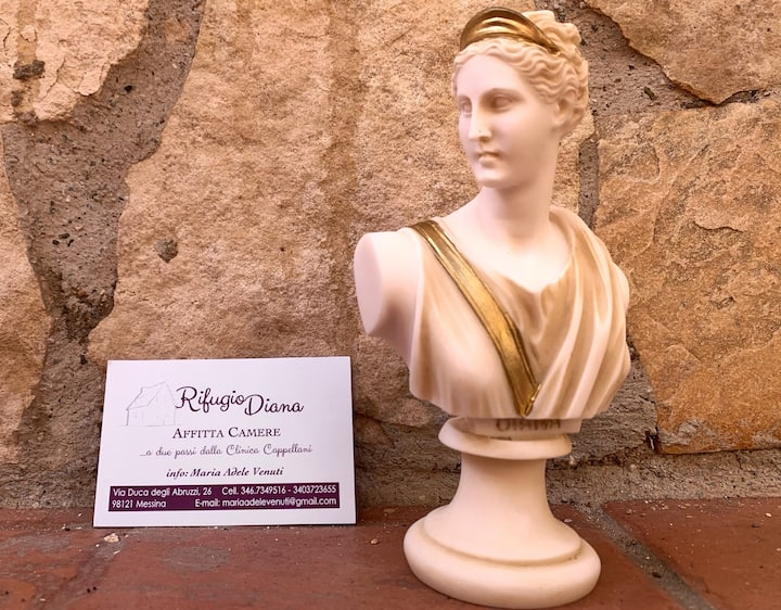 """""""Rifugio Diana"""", vicino clinica Cappellani"""