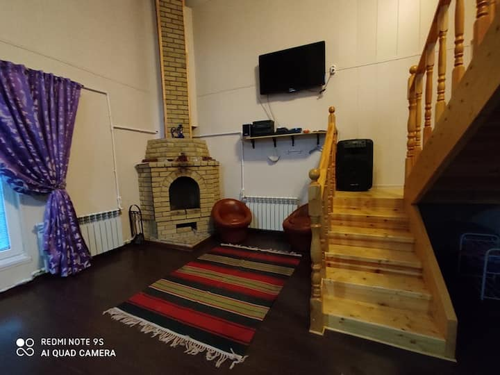 Гостевой дом Ja Villa - коттедж с баней
