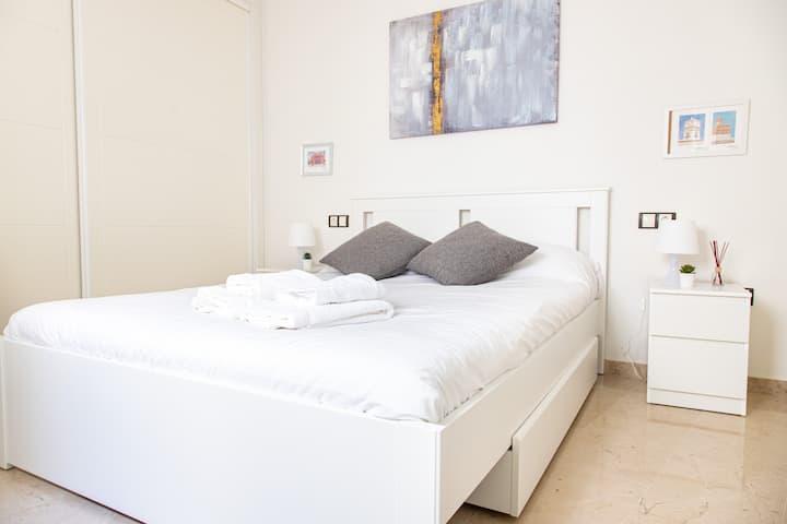 Apartamento Colón - WIFI-PETFRIENDLY-ECOFRIENDLY