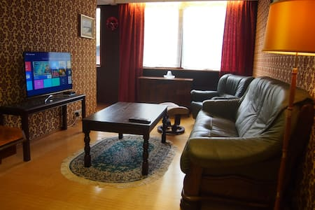 Complete 2 rooms apartment in your private use.