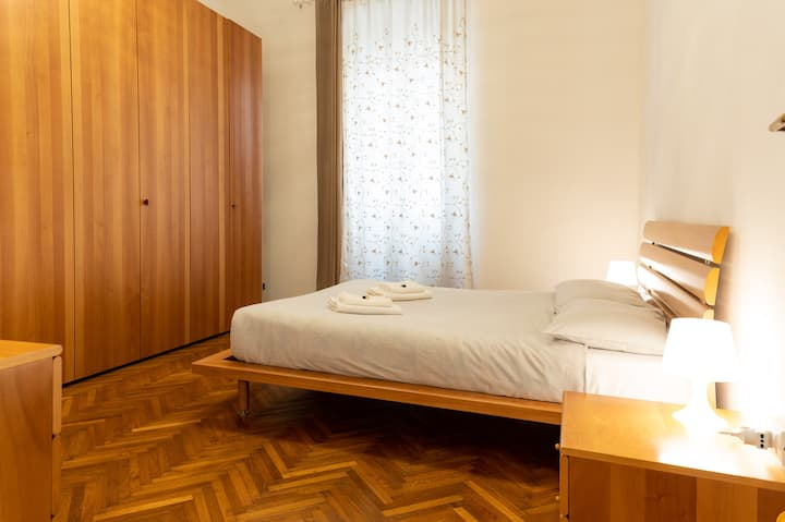 Trieste Centro Canova spacious and comfortable