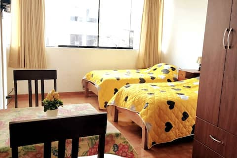 Super Centric Double room