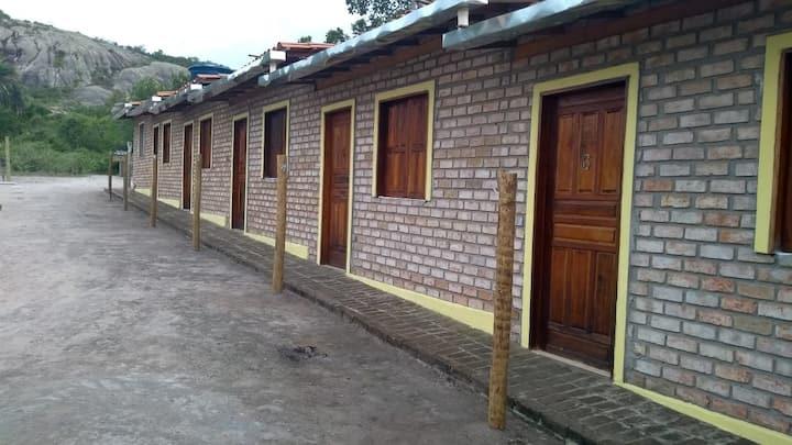 Pousada Fazenda Morrinhos em Santa Teresinha Bahia