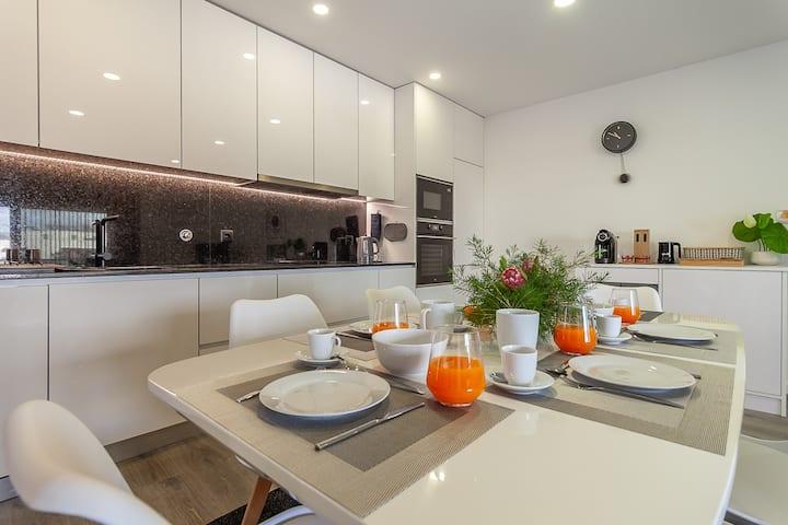LED Apartment - Vista Alegre