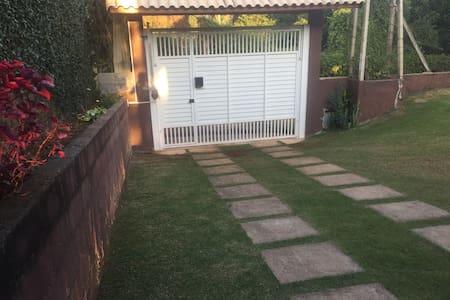 Pequena Rampa e gramado