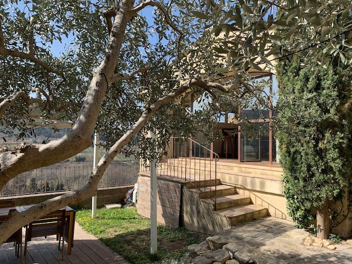 Loft By Casaroca , avec  Vue et Jardin.