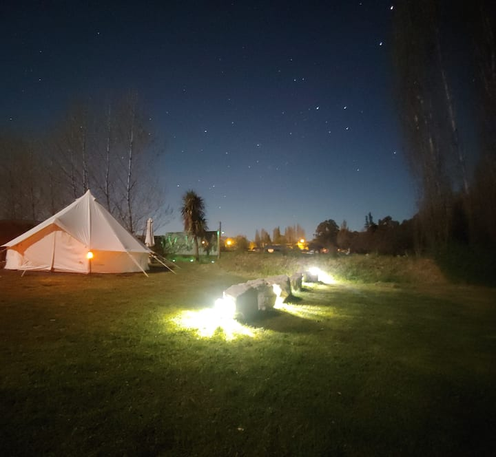 Belle Tent Retreat