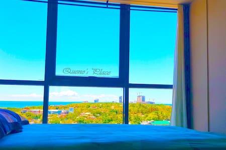 New Modern Condo:Stunning OceanView at Mactan Cebu