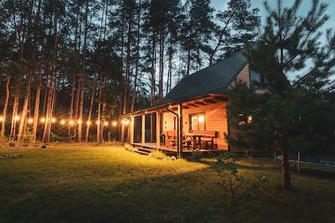 Leśna 21 - Dom Południe - przy PUSZCZA BIAŁOWIESKA
