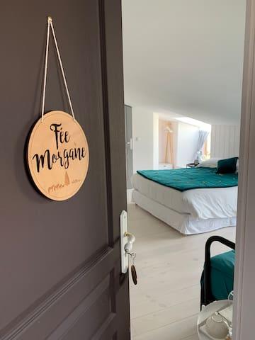 Chambre Fée Morgane