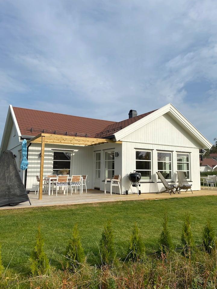 Helt nytt ferieparadis i Stavern - BASSENG