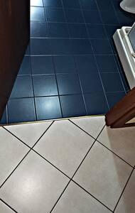 No step in the bath room -  Nessun gradino per entrare nel bagno