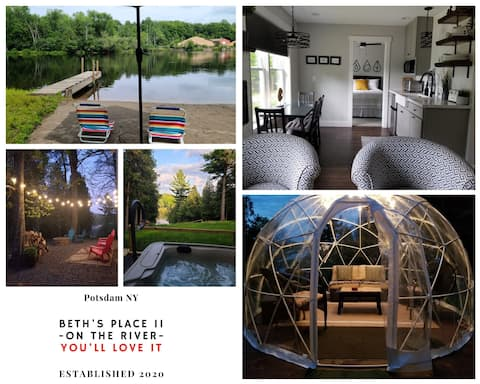 Beth's Place II - On The River - You'll Love It!