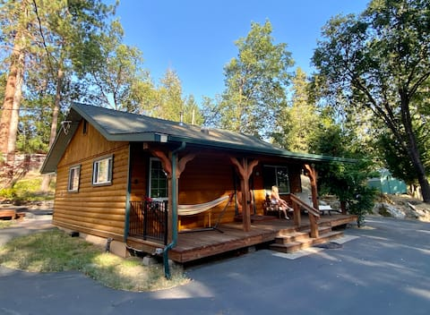 Enjoy Yosemite in comfort and style (no fees!)