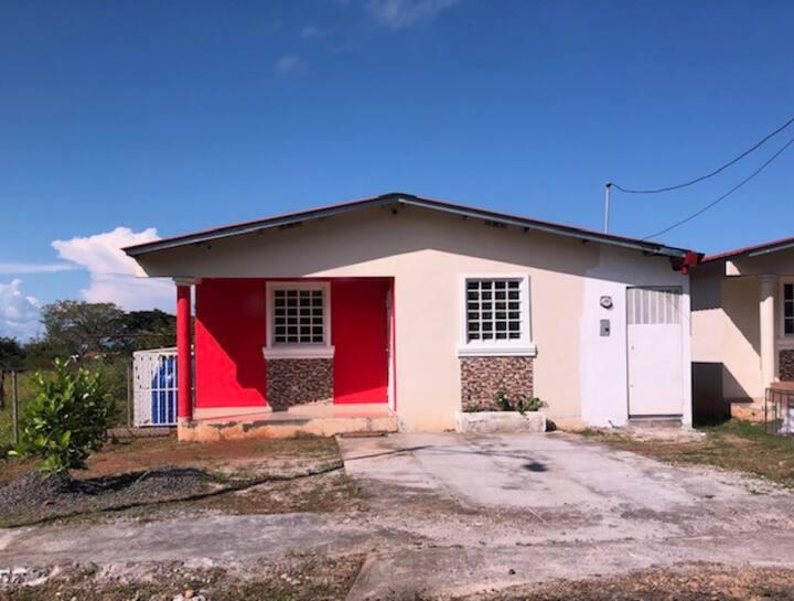 Cómoda y acogedora casa en Monagrillo Chitre
