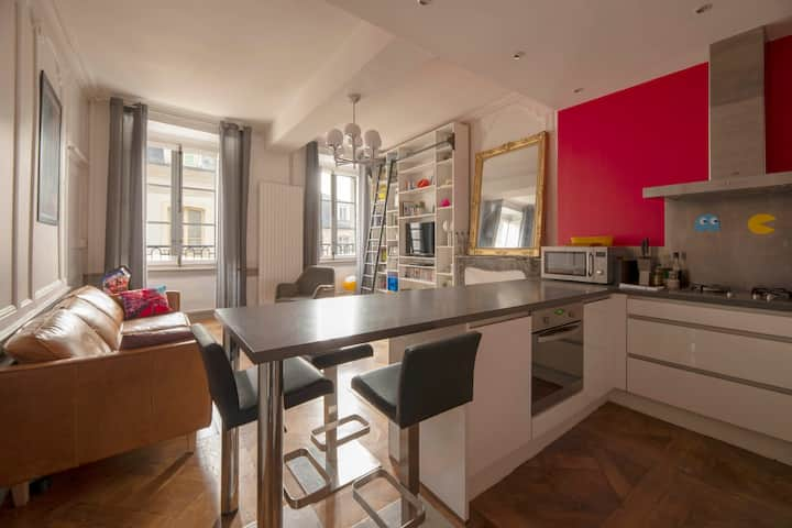 Pleasant apartment in Rennes