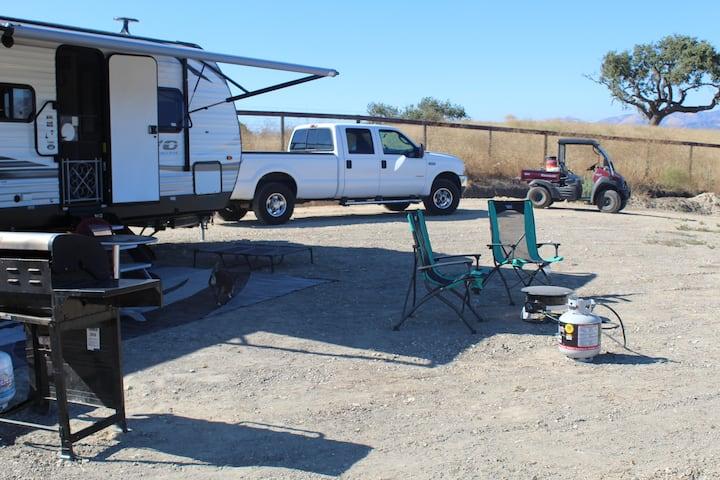 Ballard Hill Ranch Los Olivos Vista RV Camping