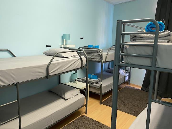 Quarto Azul - Dormitório Masculino A5