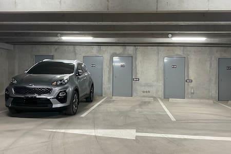 Mozgássérült-parkoló